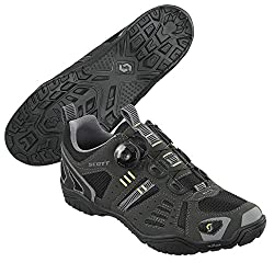 Scott Trail Boa Leisure / Trekking Bike Shoes black 2018: Size: 42