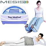 Pressoterapia medicale MESIS Top Medical Premium con 2 gambali CPS + Kit Slim Body