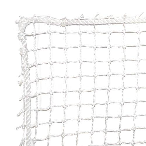 Dynamax Medizinball Sport High Impact Golf Barrier Net, weiß, 10x 10-ft (Barrier Netting)