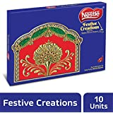 Nestle Festive Creations Assorted Gift Pack, Light and Royal Blue, 216.2g