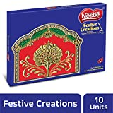 #6: Nestle Festive Creations Assorted Gift Pack, Light and Royal Blue, 216.2g