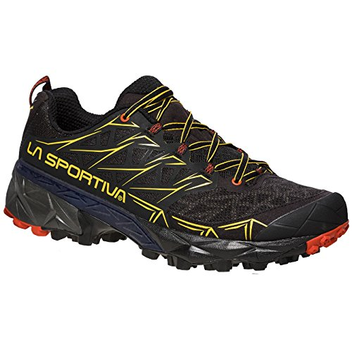 La Sportiva Akyra, Scarpe da Trail Running Uomo, Nero (Negro 000), 43 EU