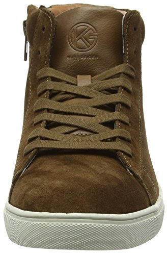 KG by Kurt Geiger Finley, Baskets Basses Homme Marron (Beige)