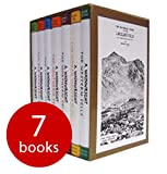 Pictorial Guide To the Lakeland Fells Collection 7 Books Set By Alfred Wainwright (50...