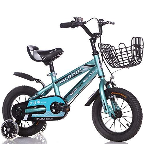 TX Bicicleta Niños Aleación De Aluminio Rueda Auxiliar