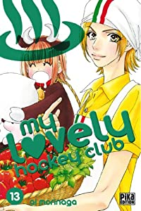 My lovely hockey club Edition simple Tome 13