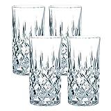 4x Longdrink-Gläser