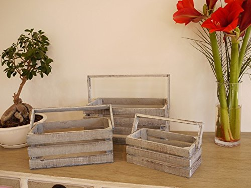 set-of-three-wooden-storage-crates-boxes-vintage-rustic-style-shabby-chic-display-distressed-finish