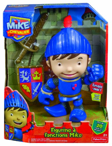 Fisher-Price - BCT50 - Figurine à Fonctions - Mike