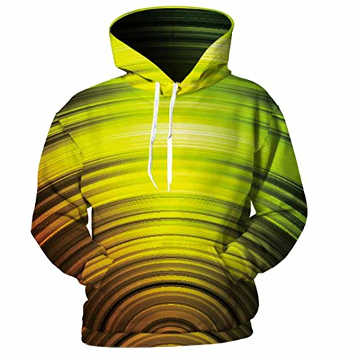 Calvin Klein Gestreifte Pullover (3D-Hoodies Männer Goldene Rundschreiben Gestreifte 3D Full Drucken Streetwear Hoody Sweatshirts Feder Elegant Tops Plus 5 XL 01 5XL)