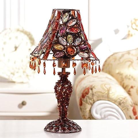 LLYY-Tavolo in acrilico in rilievo stile lampada tavolo Lampade comodino lampade/illuminazione/decorazione casa decorazione luci-LYA