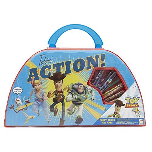 Disney Toy Story 4 Estuche De Arte Infantil Pixar