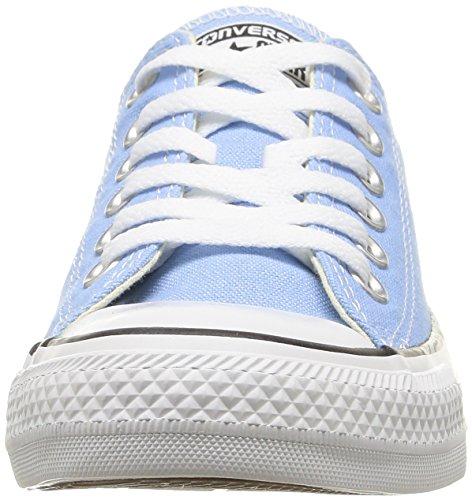 Converse Ctas Season Ox, Baskets Basses Femme Bleu (Bleu Ciel)