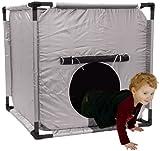 Dark Den Dunkle Höhle zum Spielen für Kinder (zur sensorischen Stimulation)