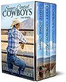 Sugar Coated Cowboys Series: Three Book Set