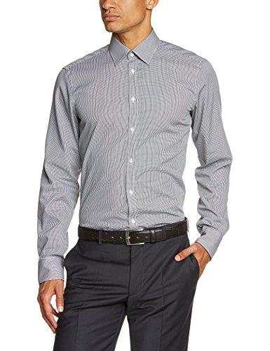 Venti 001860 - shirt d'affaires - Homme Noir (schwarz 800)