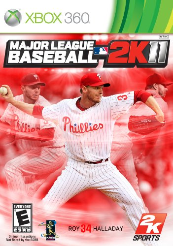 Major League Baseball 2K11 (englische - 360 Baseball-spiele, Xbox
