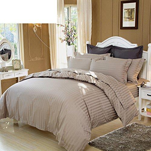 UYDBKSJABM Reiner Baumwolle Sommer Quilt Baumwolle Decke erhöhen den Bettbezug-D 245x270cm(96x106inch) (106 X 96 Bettbezug)
