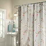 NANIH Home Dicke Wasserdichte Polyester mehltau duschvorhang clo Badezimmer curtai partition curtai duschvorhang duschvorhang-L