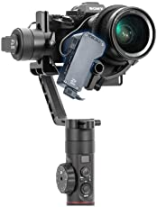 Zhiyun Crane 2 3-Axis Stabilizer with Follow Focus and 2 Pair Battery