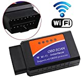 Best Replacement Scanner Parts - ELM327 Wireless OBD2 Auto Scanner Adapter Scan Tool Review