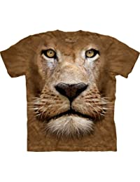 "The Mountain T-Shirt ""Lion Face"" Gr.M"