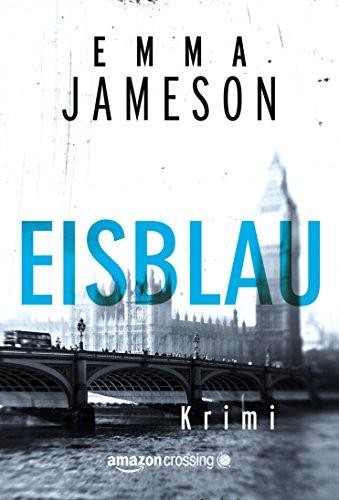Buchseite und Rezensionen zu 'Eisblau' von Emma Jameson