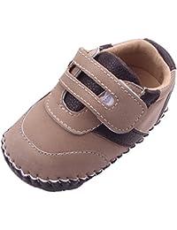 V-SOL Zapatos Primeros Pasos Para Bebé Niños Transpirable Suave