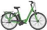 E-Bike Kalkhoff AGATTU IMPULSE 8R HS 8G Rücktritt 28' 14,5 Ah Wave in green, Farben:green, Rahmenhöhen:55