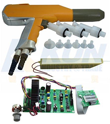 aftermarket cabina di verniciatura a polvere elettrostatica pistola a spruzzo + PCB + HV Cascade