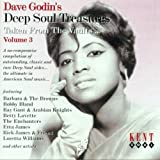 Dave Godin's Deep Soul Treasures Taken From The Vault Vol. 3