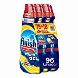 Finish Detersivo Lavastoviglie All in 1 Max Powergel,...