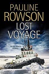Lost Voyage (An Art Marvik marine thriller Book 1)