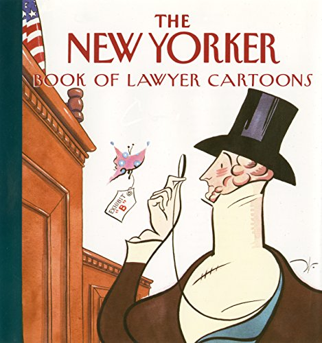 The New Yorker Book of Lawyer Cartoons por The New Yorker