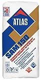 Ausgleichsmasse ATLAS SAM 150 25Kg selbstnivellierend Anhydrit Gips Basis 15-60 mm