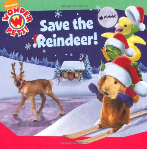 Wonder Pets Save the Reindeer