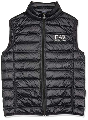 Emporio Armani Mens EA7 Mens Core ID Down Gilet in Black - XL 57af7b65849