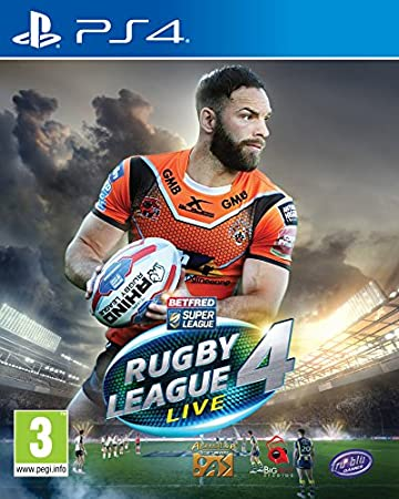 Rugby League Live 4 (PS4)