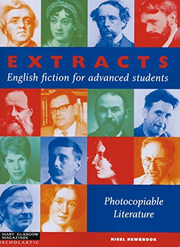 Extracts English Fiction for Advanced Students (Timesaver)