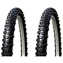 2x Cubierta Neumatico Anti Pinchazos Antipinchazos Tecnología PRBB para Bicicleta de Montaña MTB 26