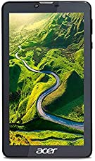 (CERTIFIED REFURBISHED) Acer One 7 Tablet (7 inch, 8GB, Wi-Fi + 3G, Voice Calling), Black
