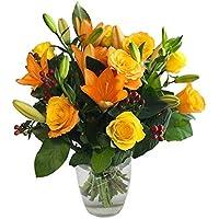 Clare Florist Autumn Sunlight Fresh Flower Bouquet