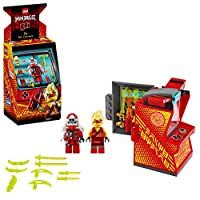 LEGO 71714 NINJAGO Kai Avatar - Arcade Pod Portable Playset, Collectible Prime Empire Ninja Toys for Kids