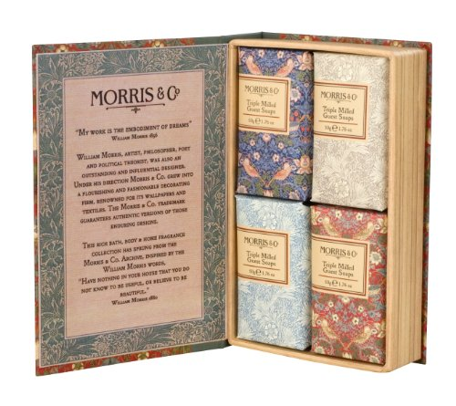 Morris & Co Guest Soaps Gift Set - Pack of 4