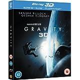 Gravity (+ 2D Blu-ray) [Blu-ray 3D]
