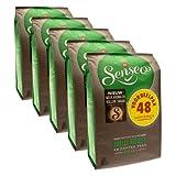 Cialde Di Caffè Senseo Roast, Fine e Vellutato, caffè, nuovo design, confezione da, 5X 48Pads