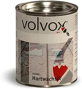 Volvox   pro   Hartwachsöl   Parkettöl   Holzboden   Korkboden   Arbeitsplattenöl   (Inhalt 2,5 Liter)