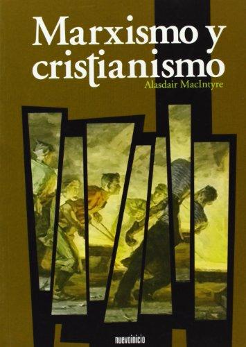 Portada del libro Marxismo y cristianismo