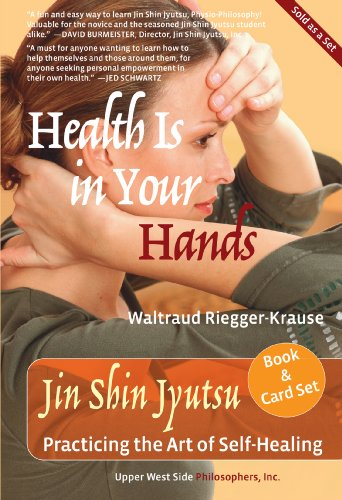 Health Is in Your Hands: Jin Shin Jyutsu - Practicing the Art of Self-Healing (With 51 Flash Cards for the Hands-on Practice of Jin Shin Jyutsu) (Accessible Edition) (English Edition)