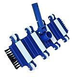 OUNONA piscina flessibile di aspirazione con pennello di pulizia piscina attrezzature Sewage aspirazione accessori per piscina